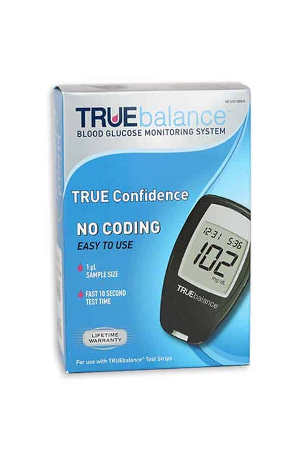 Nipro Truebalance Glucose Meter Kit Diabetic Outlet