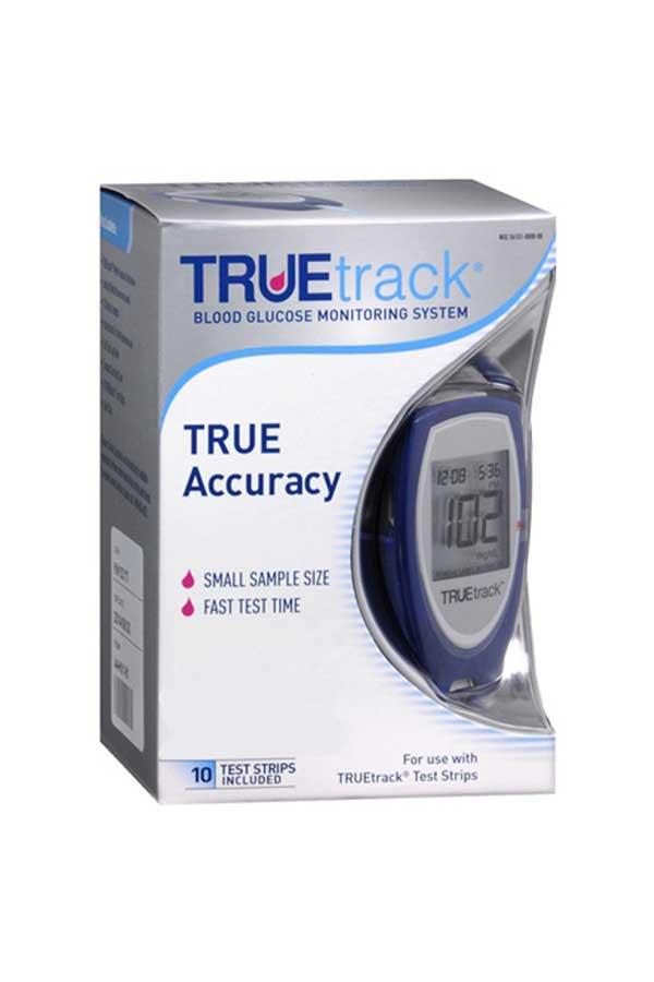 Nipro Truetrack Glucose Meter Kit Diabetic Outlet