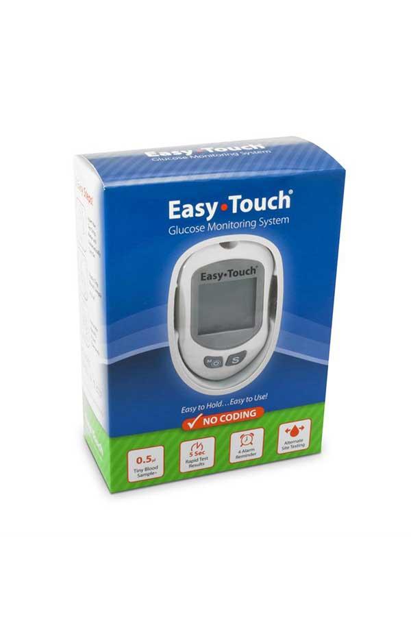 Easytouch Glucose Meter Kit Diabetic Outlet