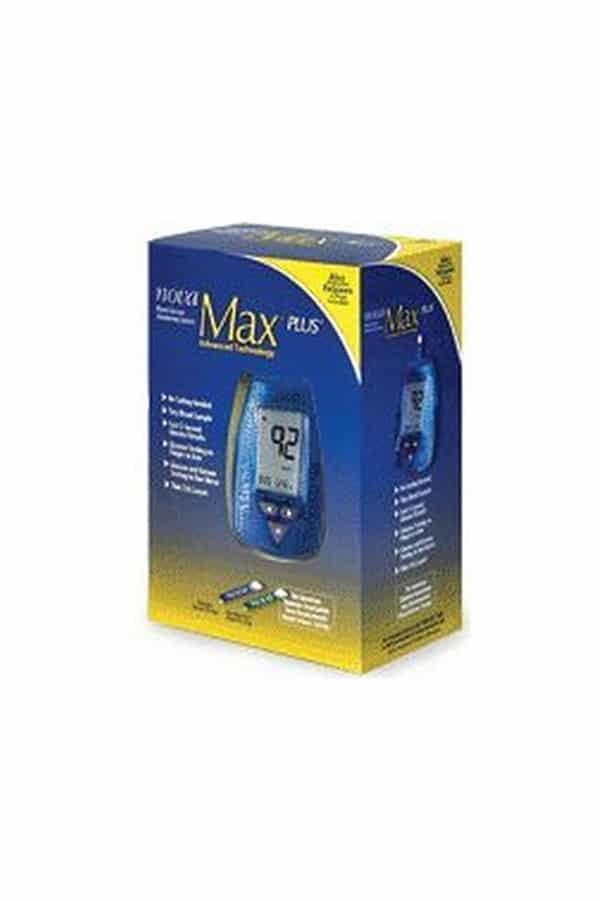 Nova Max Plus Glucose Amp Ketone Meter Kit Diabetic Outlet