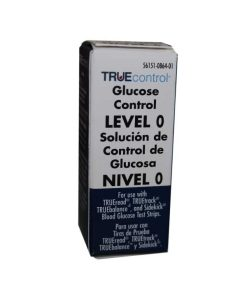 Nipro-True-Control-glucose-control-solution-level-0-low