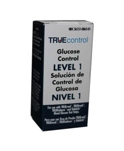 Nipro-True-Control-glucose-control-solution-level-1-high