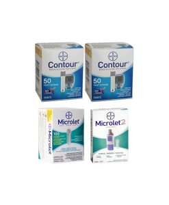 bayer-contour-microlet-lancet-microlet2-lancing-device