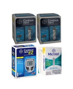 bayer-contour-next-test-strips-ccontour-nex-ez-meter-bayer-microlet-lances