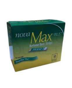 Nova-Max-plus-ketone-test-strips