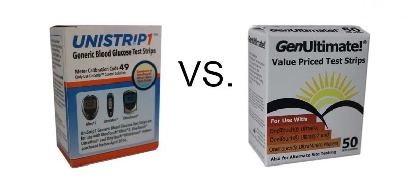 Unistrip1-vs-GenUltimate-test-strips