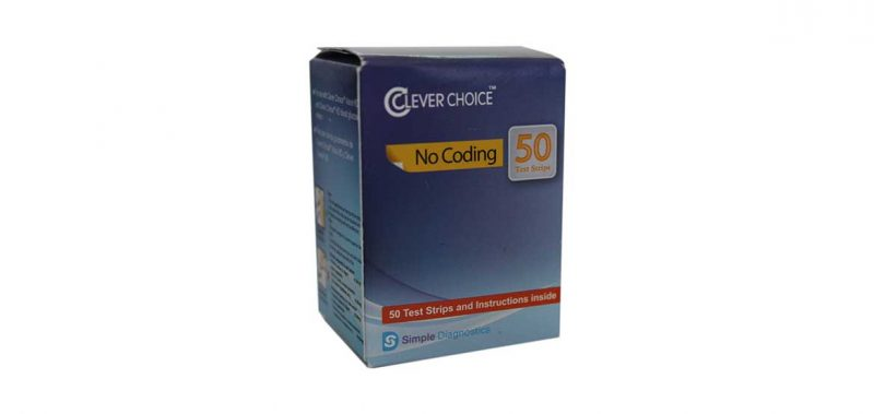 Clever-Choice-Auto-Code-test-strips-at-Diabetic-Outlet-Free-Shipping