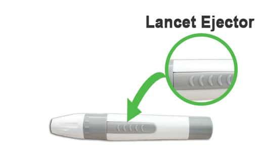 lancet enjector for viva guard